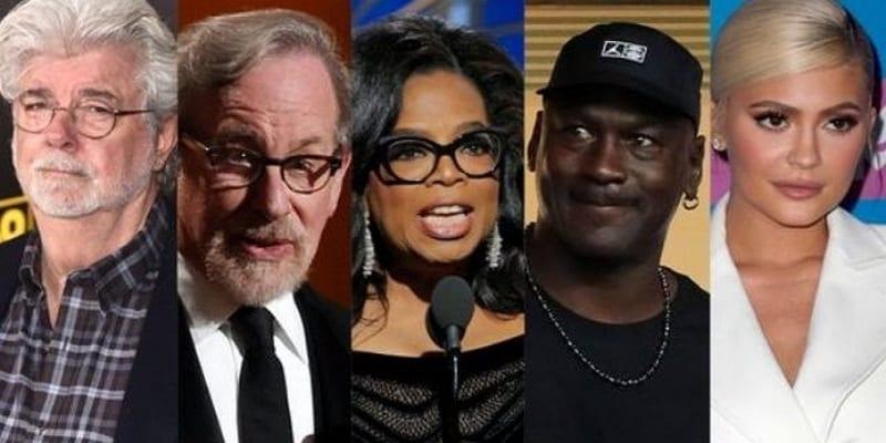 Photo de Découvrez les plus grosses fortunes des stars américaines en 2018 (Forbes)