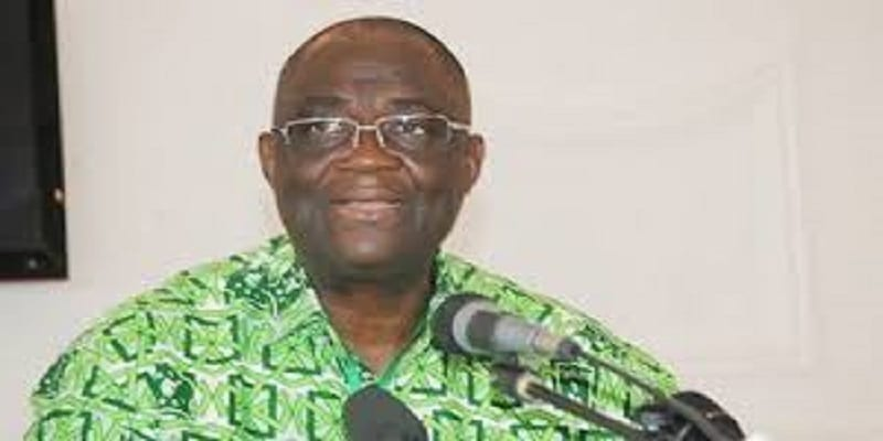 Photo de Côte d'Ivoire-Pdci/ Maurice Kacou Guikahué est de retour à Abidjan