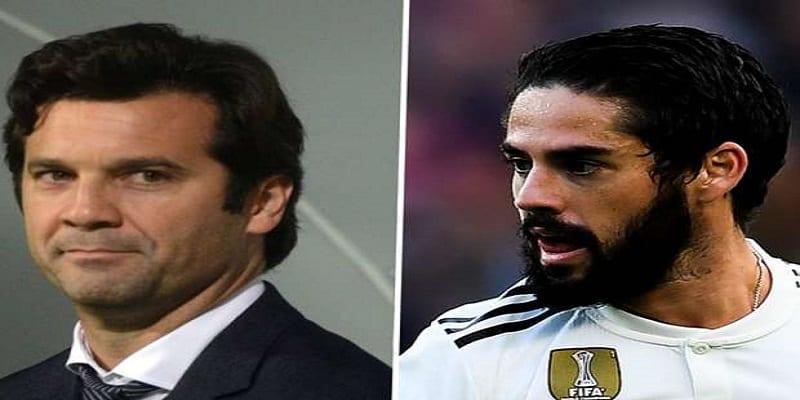 Photo de Real Madrid: La tension montre entre Isco et son entraineur. La raison!