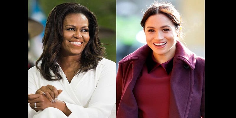 Michelle-Obama-Meghan-Markle-GettyImages-1051900940-GettyImages-1070710418