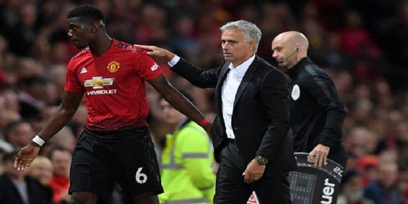 Photo de Man United: Mourinho révèle ce que doit faire Pogba pour regagner sa place