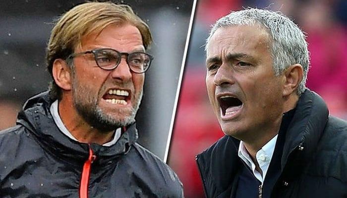 Photo de Premier League- Liverpool Vs Man United: José Mourinho s'en prend à Jürgen Klopp