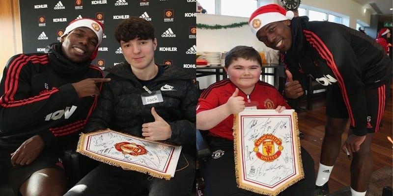 Photo de Vidéo: voici comment les grandes stars du football ont célébré Noël