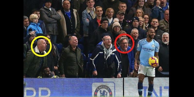 Photo de Premier League: Raheem Sterling victime d'abus raciste, Chelsea réagit!