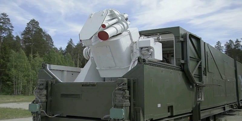 """Photo de Russie: découvrez l'arme laser qui peut détruire des cibles """"en quelques fractions de seconde"""""""