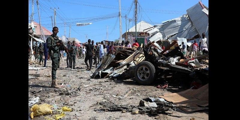 Photo de Somalie: 62 militants d'al-Shabab tués par les frappes américaines
