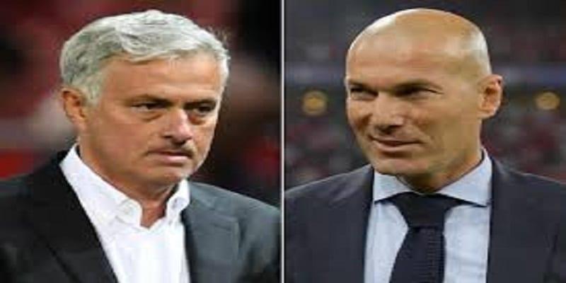 Photo de Retour de Mourinho au Réal Madrid : Zidane réagit enfin!