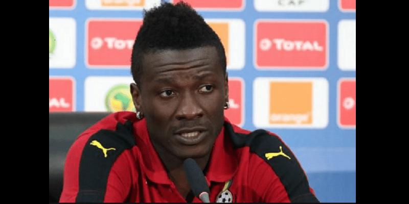 Photo de Révélation: Fauché, Asamoah Gyan n'aurait que 600 £ dans son compte bancaire