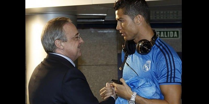 Photo de Football: La demande spéciale de Cristiano Ronaldo à Florentino Pérez