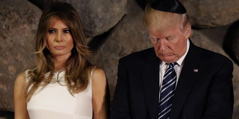 Photo de USA: Melania fait un grand coup à son mari Donald Trump par rapport à ses tweets