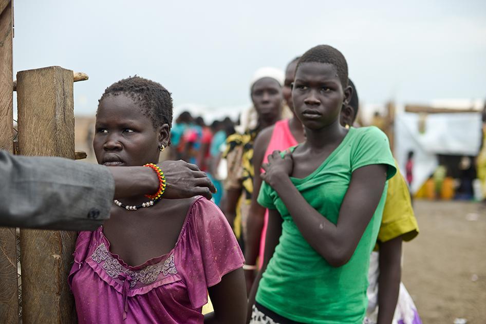 Photo de Soudan : 125 femmes et filles violées suite à des attaques