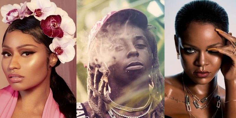 Photo de Entre Nicki Minaj et Rihanna, Lil Wayne fait son choix et dit pourquoi