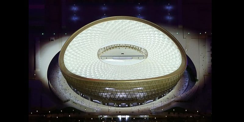 Photo de Mondial 2022: Le Qatar dévoile le design du stade de la finale (vidéo)