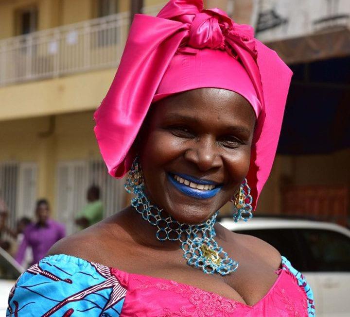 Photo de Cinéma : L'Ivoirienne Naky Sy, meilleure actrice de l'Afrique de L'ouest