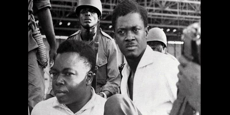 Photo de La dernière lettre de Patrice Lumumba à l'ONU avant son assassinat