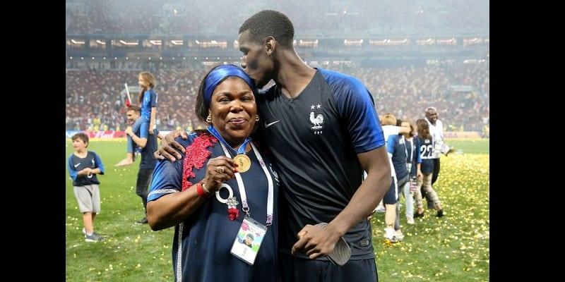 Photo de Guinée: La mère de Paul Pogba nommée ambassadrice du football féminin