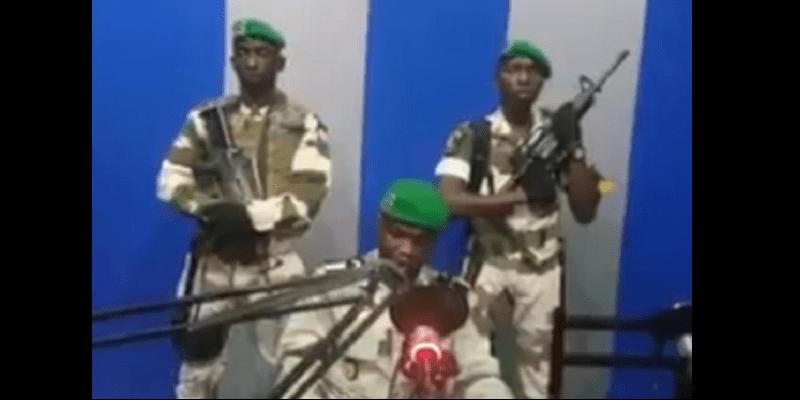 Photo de Coup d'État au Gabon? Des militaires s'emparent de la radio nationale, des tirs entendus (vidéo)