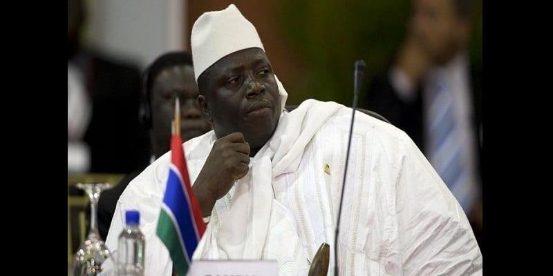 Photo de Guinée Équatoriale: les embrouilles commencent pour Yahya Jammeh