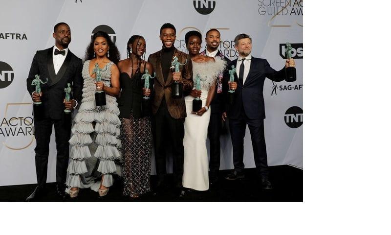 Photo de SAG Awards 2019: Les acteurs de Black Panther reçoivent un prix spécial! (Voir Palmarès complet)