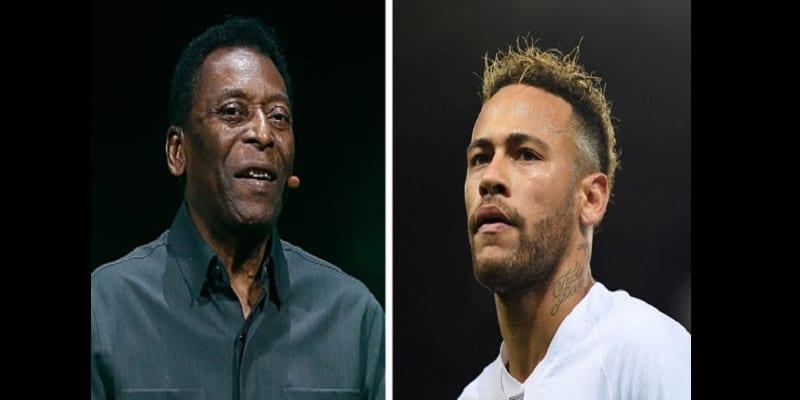 Photo de Neymar s'en prend à Pelé : «Je n'approuve pas ses critiques»