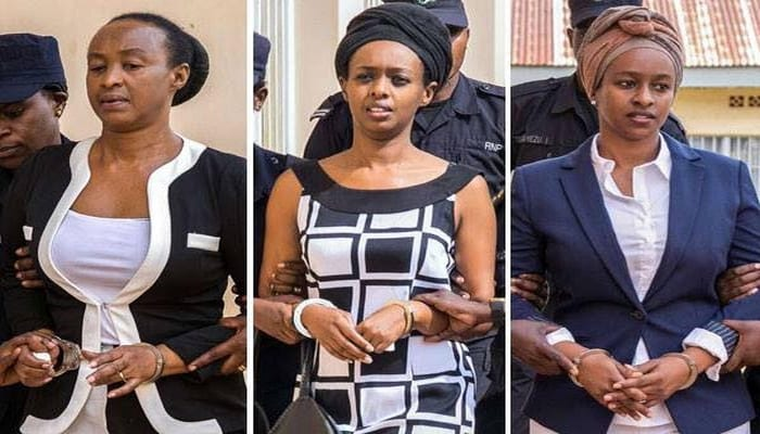 Photo de Rwanda : Fin de procédure judiciaire contre l'opposante Diane Rwigara et sa mère