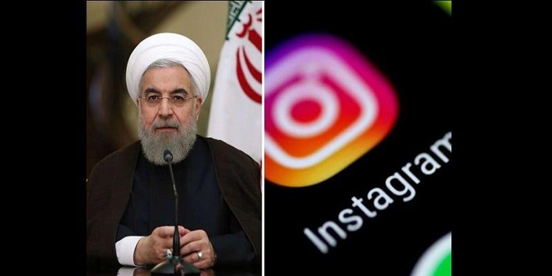 Photo de L'Iran annonce son intention d'interdire Instagram. La raison!