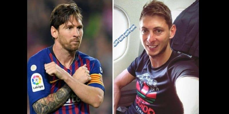 Photo de Disparition d'Emiliano Sala : Lionel Messi lance un appel émouvant