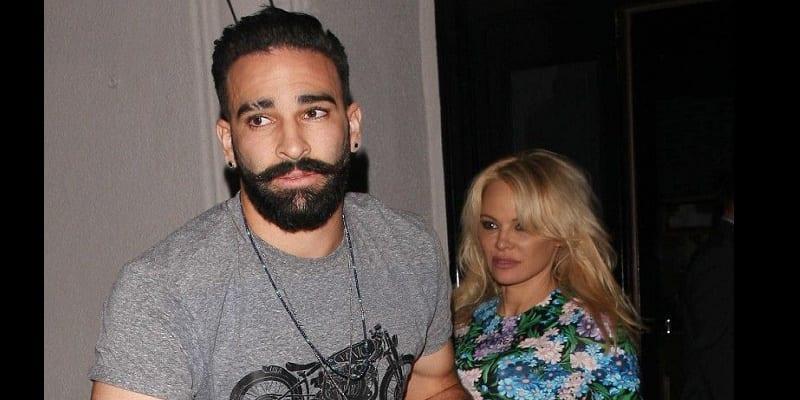 Photo de People: Pamela Anderson partage un cliché au lit avec Adil Rami (photos)