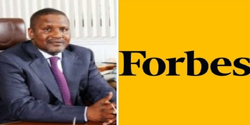 Photo de Classement Forbes 2019 des 21 personnes les plus riches d'Afrique
