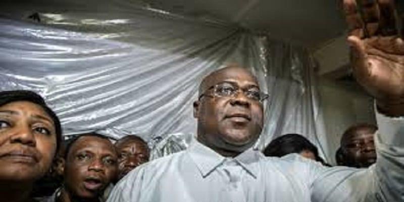 """Photo de RDC: L'UA demande la suspension de la proclamation des résultats définitifs des élections."""""""