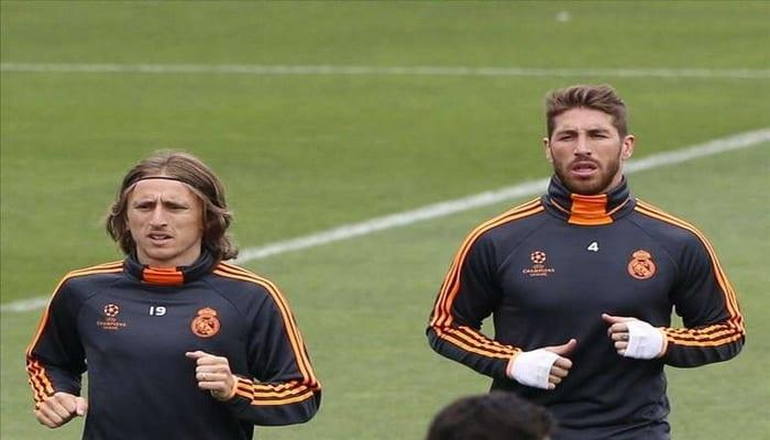 Photo de Real Madrid:  Sergio Ramos répond au coup de gueule de Modric… La crise est réelle !