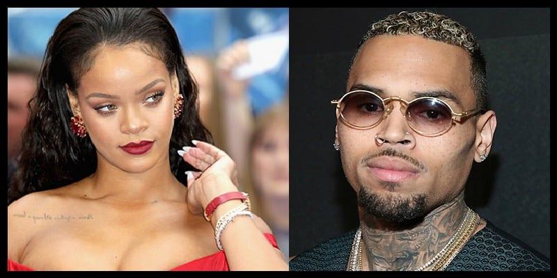 Photo de People: La réaction de Rihanna à l'accusation de viol de Chris Brown