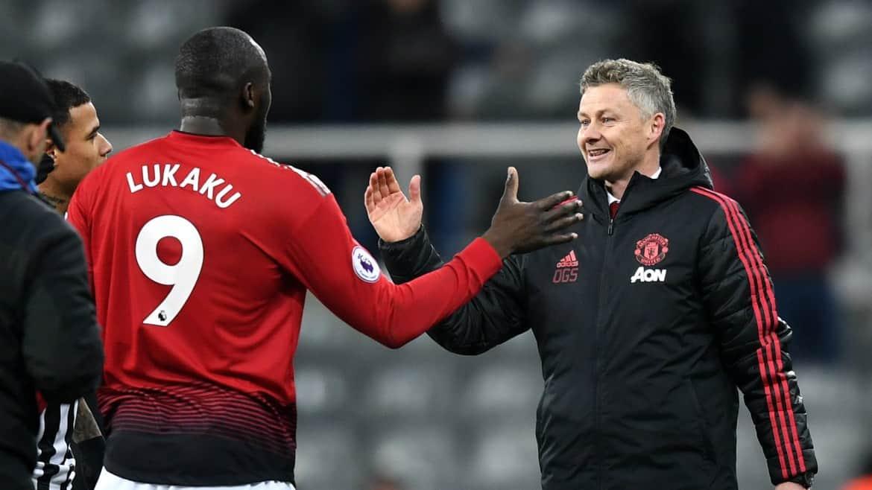 Photo de Man. United: Lukaku révèle le précieux conseil de Solksjaer qui a changé son jeu