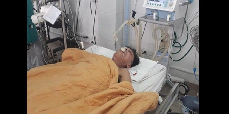 Photo de Vietnam: Des médecins transfusent 5 litres de bière à un patient. La raison!