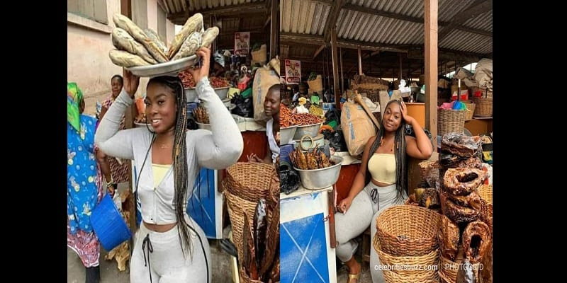 slay-queen-selling-fish