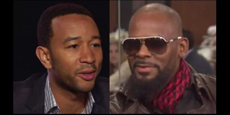 Photo de Accusations d'agressions sexuelles: John Legend clashe R Kelly