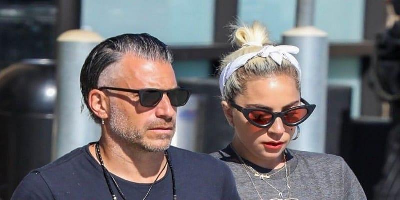 Photo de Les nouvelles ne sont pas bonnes entre Lady Gaga et son fiancé