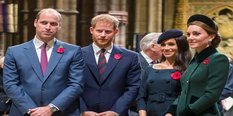 Photo de Le prince William confirme des désaccords avec Harry et Meghan Markle