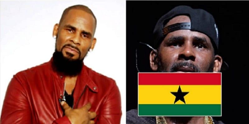 Photo de Le chanteur américain R. Kelly sera bientôt au Ghana