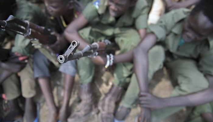 Photo de Soudans du Sud : Des milliers d'enfants soldats libérés par les groupes armés
