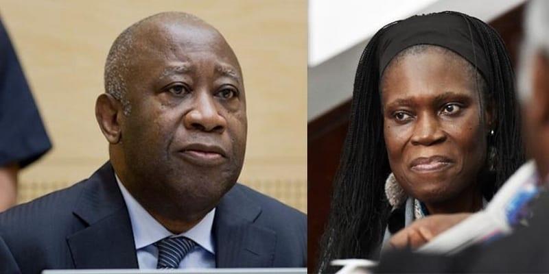 """Photo de """"Divorce de Gbagbo avec son épouse Simone"""": L'ancienne première Dame réagit!"""