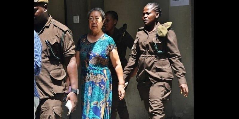 Photo de Tanzanie: une chinoise écope de 15 ans de prison ferme