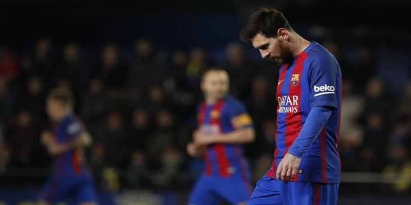 Photo de FC Barcelone: Le Clasico mercredi sans Lionel Messi ?