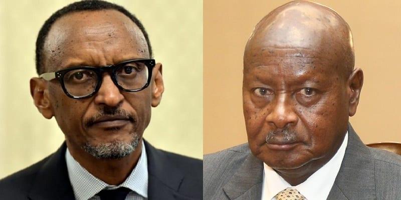 Photo de Diplomatie: Nouvelle Tension entre le Rwanda et l'Ouganda