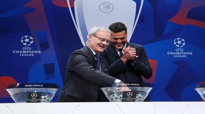 Photo de Ligue des Champions: Voici le tirage au sort des quarts de finale