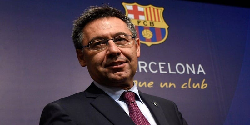 Photo de FC Barcelone: Le président Bartomeu a fait son choix entre Dembélé et Neymar