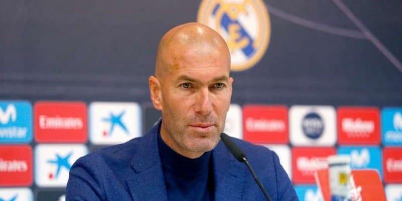 Photo de Réal Madrid: la réaction de Zidane après l'élimination des merengues
