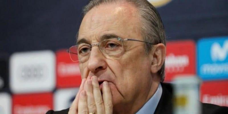 Photo de Réal Madrid: Florentino Pérez souhaiterait le retour d'un ancien entraîneur du club (Source)
