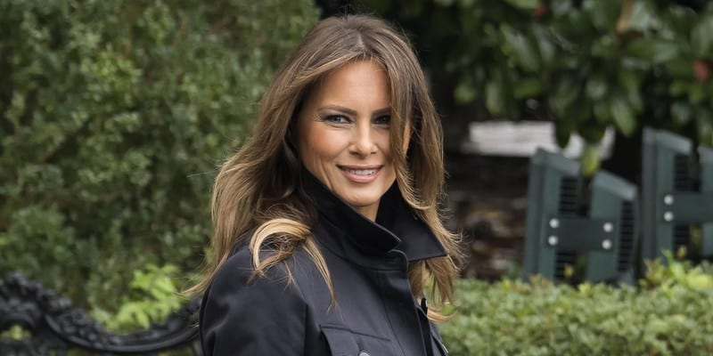 Photo de USA: Melania Trump dit tout sans tabou sur son secret beauté