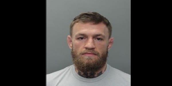 Photo de Etats-Unis: Arrestation de Conor McGregor en Floride